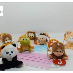 Mascherine chirurgiche per bambini con trudy omaggio